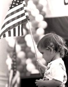 america-children