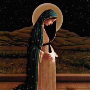 Mary Pregnant